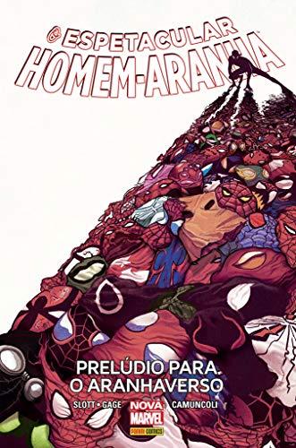 O Espetacular Homem-aranha: Prelúdio Para O Aranhaverso Vol.3