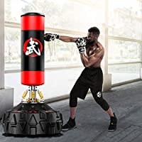 COOLBABY Boxing Punch Bag Standing Punch Bag Home Adult Sandbag Office Decompression Magic Child Punch Sandbag