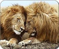 ライオンライオンのマウスパッドマウスパッド素晴らしい