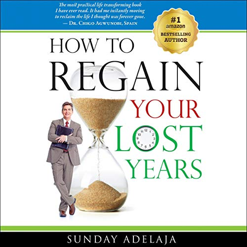 How to Regain Your Lost Years cover art