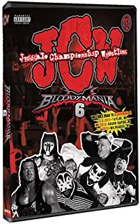 JCW Bloodymania 6 DVD Set