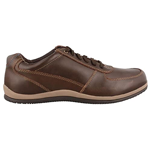 f4bfb9e7c26 Vionic Branxton Leather Lace-up Casual Mens shoe