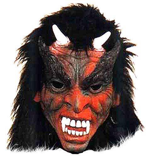 HIAS Krampusmaske Maske aus Gummi Modell Nr.30049