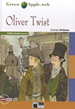 Green Apple: Oliver Twist + audio CD + App