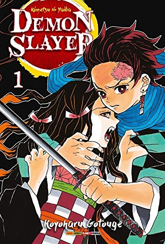 Demon Slayer - Kimetsu No Yaiba Vol. 1