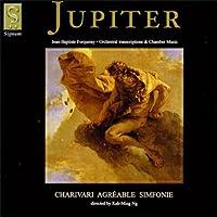 Jupiter / Orch Transcriptions / Pieces De Viole
