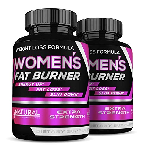 2 Pack Fat Burner Appetite Suppressant Weight Loss Diet Pills That Work Fast for Women - Weight Loss - Keto Friendly Supplements- Carb Blocker