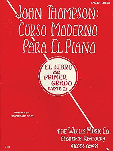 Modern Course Book 2 Curso Moderno (Spanish) Piano