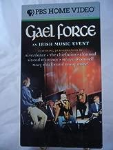 Gael Force: An Irish Music Event VHS