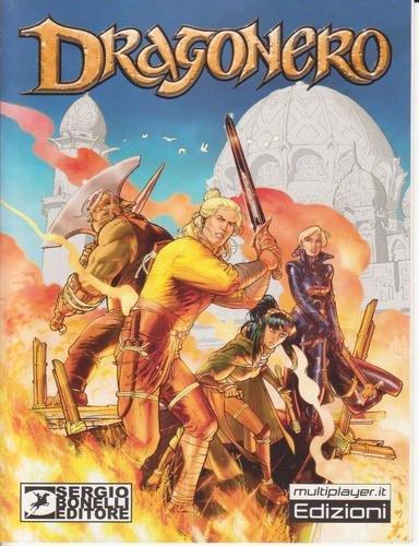 Dragonero - Numero 0 -Nuova Serie Fumetti Sergio Bonelli