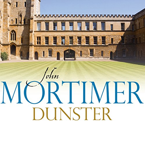 Dunster audiobook cover art