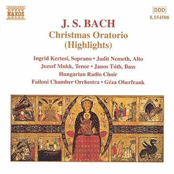 BACH, J.S.: Christmas Oratorio (Highlights)