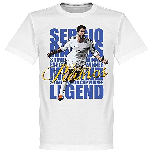 Sergio Ramos Legend T-Shirt - weiß - S