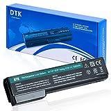 DTK Batterie Ordinateur Portable pour CC06 CC06XL CC09 pour HP EliteBook 8470P 8570P 8560P 8460P ProBook 6560B 6470B [10.8v 5200mAh]