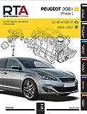 E.T.A.I - Revue Technique Automobile 833 - PEUGEOT 308 II PHASE 1 - 2013 à 2017