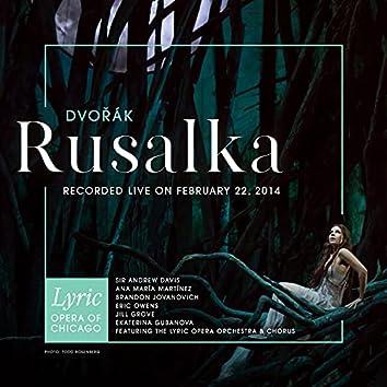 Dvořák: Rusalka (Live)