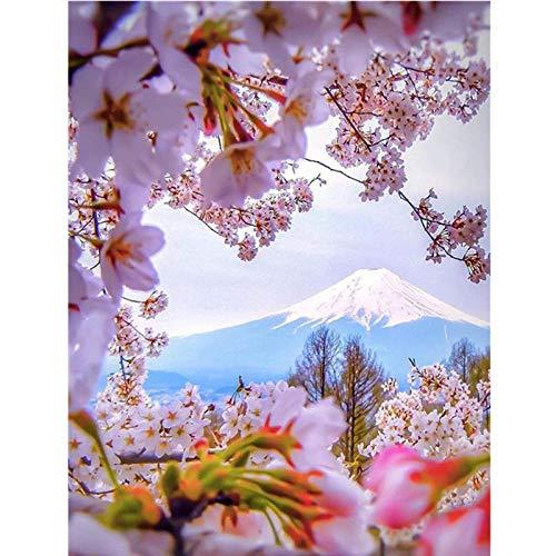 YXLY Mount Fuji-Puzzles, 1000-Teilige Themen-Puzzlesets Für Familien, Papppuzzles Für Erwachsene, Lernpuzzlespielspielzeug Für Kinder Valentinstagsgeschenk Für Kinder