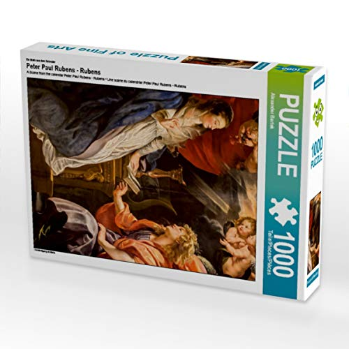 CALVENDO Puzzle Peter Paul Rubens - Rubens 1000 Teile Lege-Größe 48 x 64 cm Foto-Puzzle Bild von Alexander Bartek