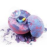 LifeBest 100g Baby Badebombe Kinder Badeblase Duschbomben Bälle Geschenk Handgemachte natürliche Badebombe mit Überraschung