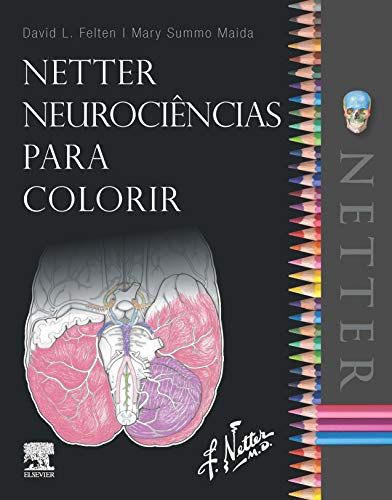 Netter Neurociências para Colorir