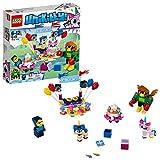 LEGO Unikitty - Hora de la Fiesta, Juguete de Construcción para Niñas y Niños de 6 a 12 Años con Muñecos del...
