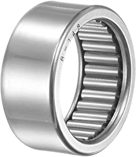 1-1//16 OD Open Koyo B-1314 Needle Roller Bearing 13//16 ID Inch 7//8 Width 5200rpm Maximum Rotational Speed Full Complement Drawn Cup