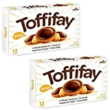 Toffifay Hazelnut Candies, 3.5 Ounce (Pack of 3)