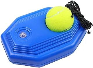 Andoer Base de tênis mais corda única ferramenta de treinamento de tênis para serviço pesado exercício de prática de autoe...