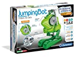 Clementoni - 19138 - Wissenschaft und Spiel - Jumpingbot - Made in Italy - Lernroboter für Kinder 8 Jahre - Wissenschaftsspiel, Italienisch