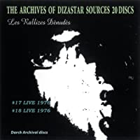 THE ARCHIVES OF DIZASTAR SOURCES vol.9