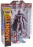 Diamond - Figura articulada de la colección Marve Select del Personaje Magneto de los Comics X-Men, PVC, Multicolor, 18 cm (Diamond APR101444)