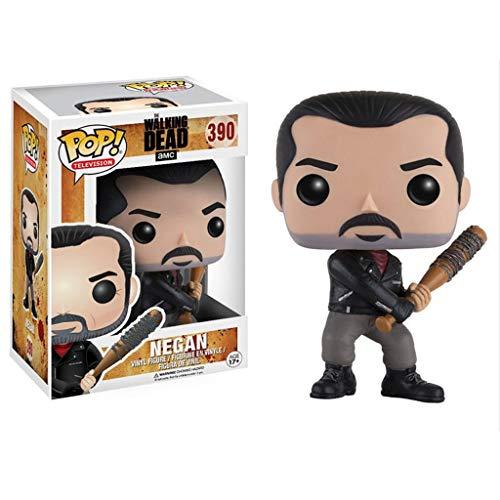 LRWTY The Walking Dead-Negan Pop Figura Forma Televisión Colección 10CM Gifts