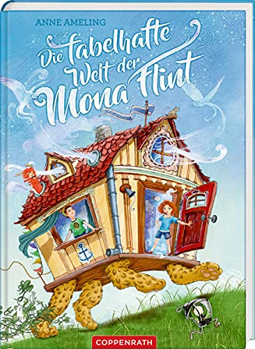 Die fabelhafte Welt der Mona Flint