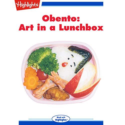 Obento: Art in a Lunchbox copertina