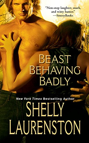 Beast Behaving Badly (The Pride Book 5)