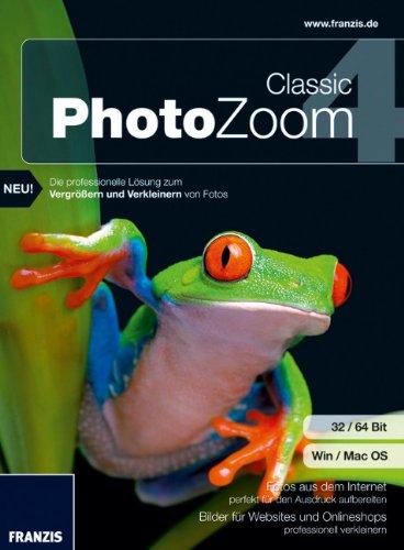 PhotoZoom 4 Classic