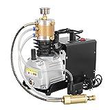 TOPQSC Compresseur d'air électrique pour compresseur d'air électrique haute pression à arrêt automatique 300BAR 30MPA...