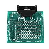 Sutinna Analizador de Placa Base para PC, Placa Base de Escritorio, probador de CPU, Placa Base de computadora, Tarjeta de diagnóstico, Tarjeta de Prueba con luz LED para Placa Base AMD AM2