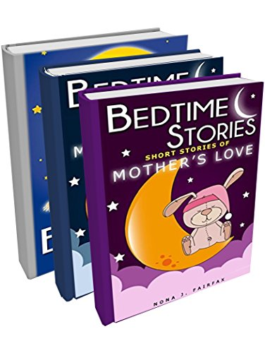 Bedtime Stories of Parent's Love BOX SET (English Edition)
