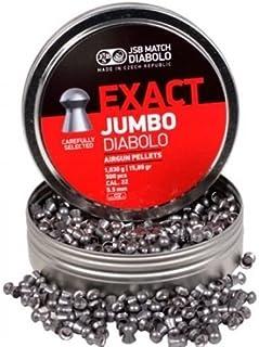 JSB Diabolo Exact Jumbo 22 Cal 15.9 Grains Domed 250 Count