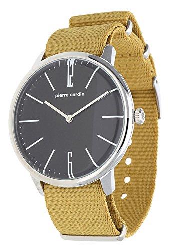 Pierre Cardin–Reloj de pulsera la Gloire Beige pc106991F20