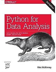 Python for Data Analysis, 2e: Data Wrangling with Pandas, Numpy, and Ipython