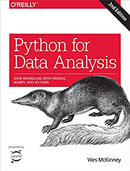 Python for Data Analysis: Data Wrangling with Pandas, NumPy, and IPython (English Edition) de [Wes McKinney]