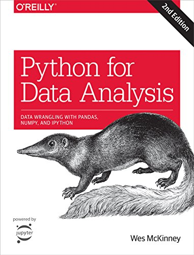 Python for Data Analysis, 2e: Data Wrangling with Pandas, Numpy, and Ipython