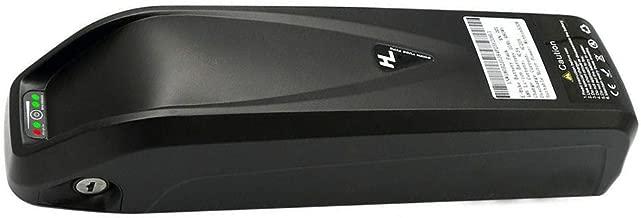 Junstar-EU 36V 48V 52V Hailong Downtube Batteriesockel f/ür Ebike