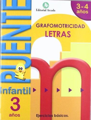 Puente Infantil 3-4 años Letras