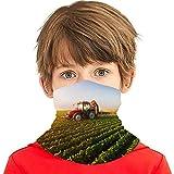 Puilkfgt Tractor pulverización de plaguicidas en campo de soja de algodón + carbón activado reemplazable para adultos