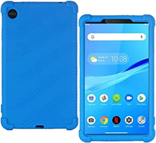 HminSen Case for Lenovo Tab M7 TB-7305F 7 inch Cover, Kids Friendly Soft Silicone Protective Cover for Lenovo Tab M7 (2nd ...