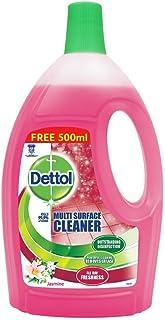 Dettol Multi Surface Cleaner, Jasmine, 2.5 liters