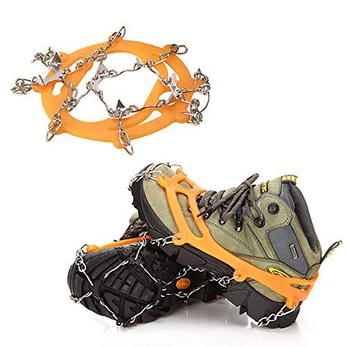 asolym crampons ice cleats traction